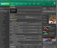 Bet365 is out top recommended bookmaker for all round performance - click image to visit bet365